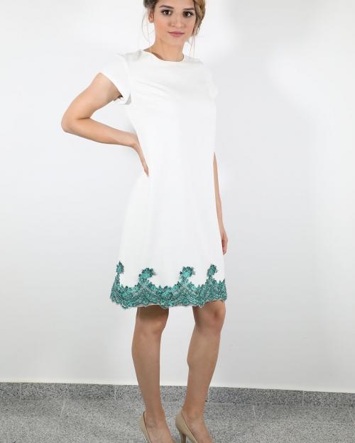 Haljina Doris - Bijela #2