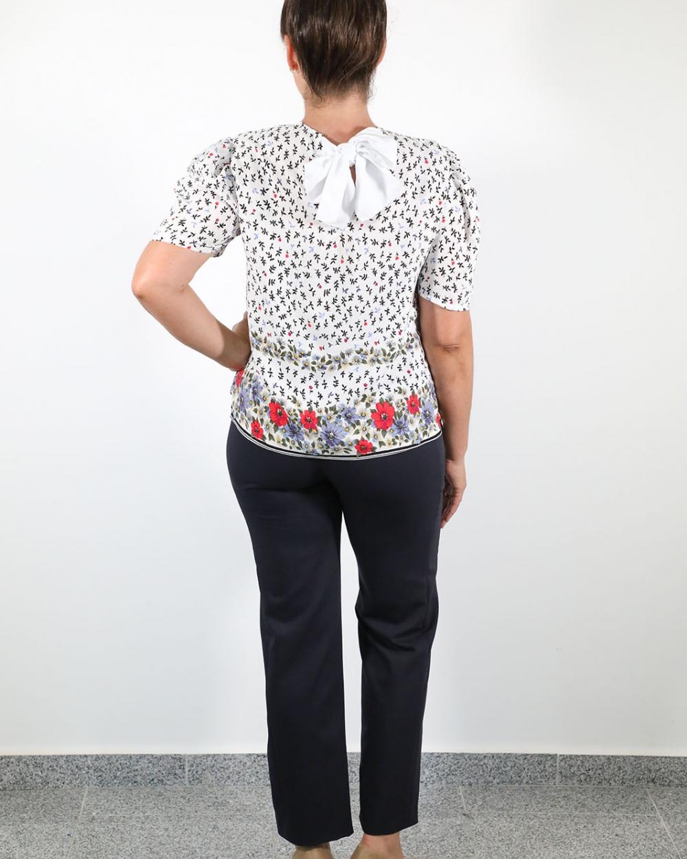 Bluza Maša - Hlače Leona