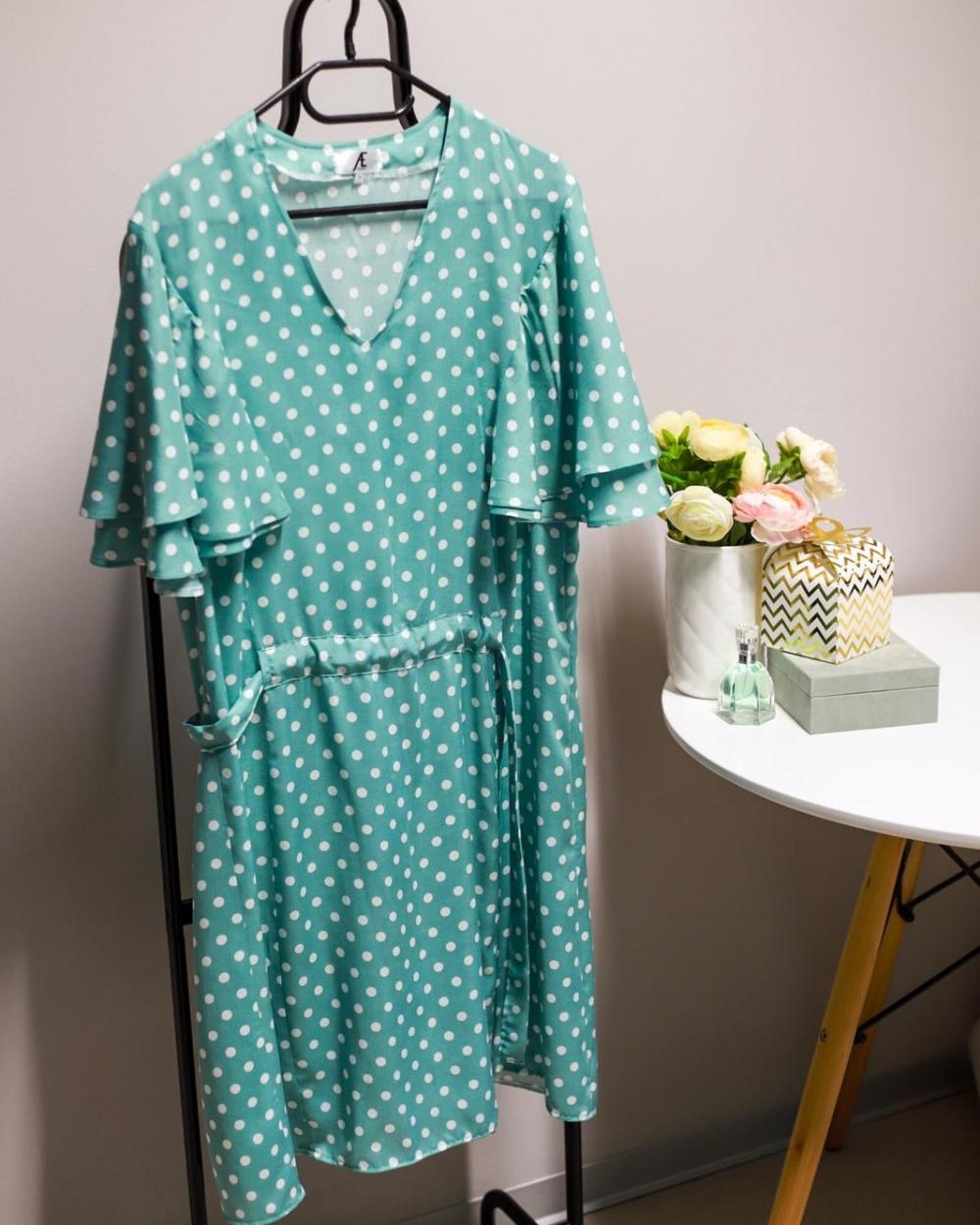 Mint haljina - AE design
